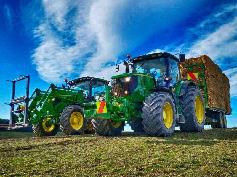 Andrew Gray Tractors