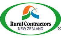 Rural Contractors New Zealand logo